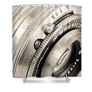 Vintage Camera -2 Shower Curtain