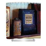 Vintage Kitchen Magick Shower Curtain