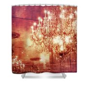 Vintage Light Shower Curtain
