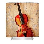 Violin Dreams Shower Curtain