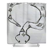 Viper Shower Curtain