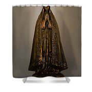Virgin Mary - Apaneca Shower Curtain