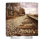 Virginia Country Shower Curtain