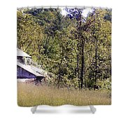Virginia Willow Shower Curtain