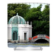 Viscaya Shower Curtain