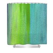 Vishnu- Art By Linda Woods Shower Curtain