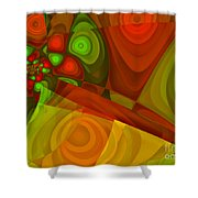Vision Of Joy Shower Curtain