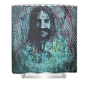 Vision Of Meher Baba Shower Curtain