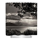 Visions Of Hope Shower Curtain