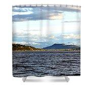 Vista 11 Shower Curtain