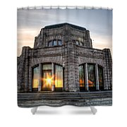 Vista House 0021 Shower Curtain