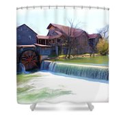 Vista Series 1319 Shower Curtain