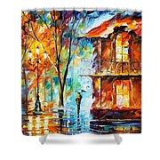 Vitebsk Shower Curtain
