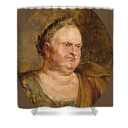 Vitellius Shower Curtain