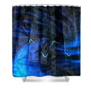 Vivandiere Shower Curtain