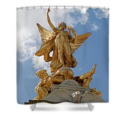 Vivtoria Memorial Shower Curtain