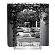 Vizcaya Garden Shower Curtain