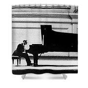 Vladimir Horowitz Shower Curtain