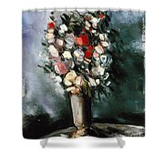 Vlaminck: Summer Bouquet Shower Curtain