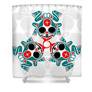 Voices Of The People  Shower Curtain