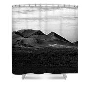 Volcano 2 Shower Curtain