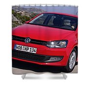 Volkswagen Polo Shower Curtain