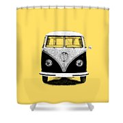 Volkswagen T1 1963 Shower Curtain
