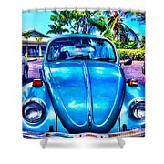 Volkswagon Shower Curtain