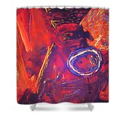 Volume Forge Shower Curtain