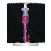 Voodoo Diva Shower Curtain