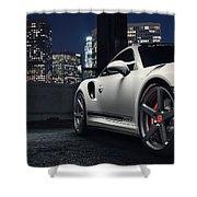 Vorsteiner V Rt Edition Porsche 991 Turbo S 3  1 Shower Curtain