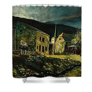 Vresse 67 Shower Curtain