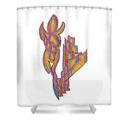 Voluptuous Goddess Shower Curtain