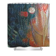 W 003 - Double Moon Shower Curtain