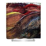 W 010- Hills Shower Curtain