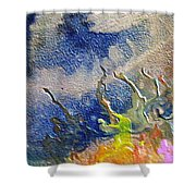 W 020 - The Coral Shower Curtain