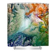 W 023 Shower Curtain