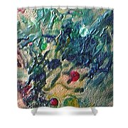 W 032 Shower Curtain