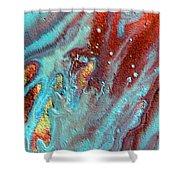 W 039 Shower Curtain