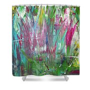 W43 - Smell II Shower Curtain