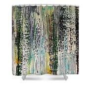 W73 - Raining Up Shower Curtain