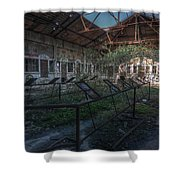 Wadges Pick Up Shower Curtain