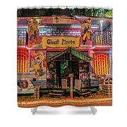 Walk The Plank Shower Curtain