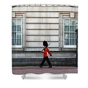 Walkabout In London Shower Curtain