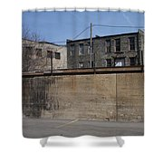 Walker's Point 1 Shower Curtain