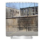 Walker's Point 3 Shower Curtain