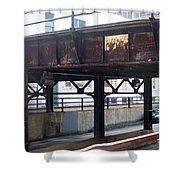 Walker's Point 5 Shower Curtain