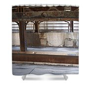 Walker's Point 7 Shower Curtain