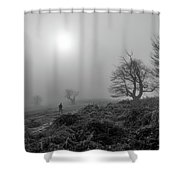 Walking Into It Shower Curtain