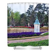 Walking The Path Shower Curtain